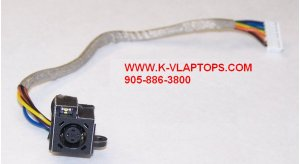 Dell Studio 15| 1535| 1536| 1537| 1555| 1557| 1558 Power Jack