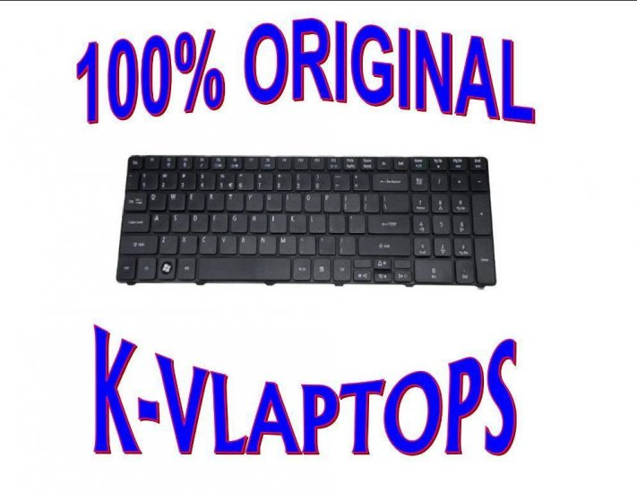 Acer Aspire 5810 5810T 5536 5536G 5738 Keyboard - Click Image to Close