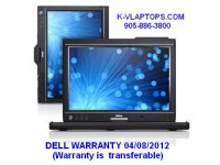 Dell Latitude XT2 Tablet 1.2GHz 120GB WARRANTY 4/8/2012
