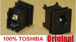 Toshiba Satellite A200| A205| A210| A215 DC Power Jack Toshiba