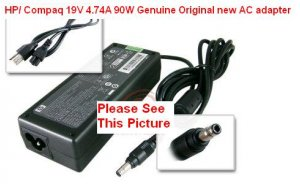 HP Pavilion AC ADAPTER 19V 4.74A 90W Brand new original