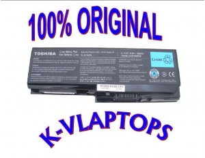 Original Battery Toshiba Satellite L350| L355| L355D