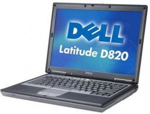 Dell Latitude D820 Laptop