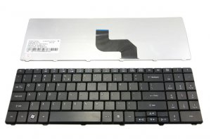Emachines E525 E625 E627 E725 E527 US Keyboard Black