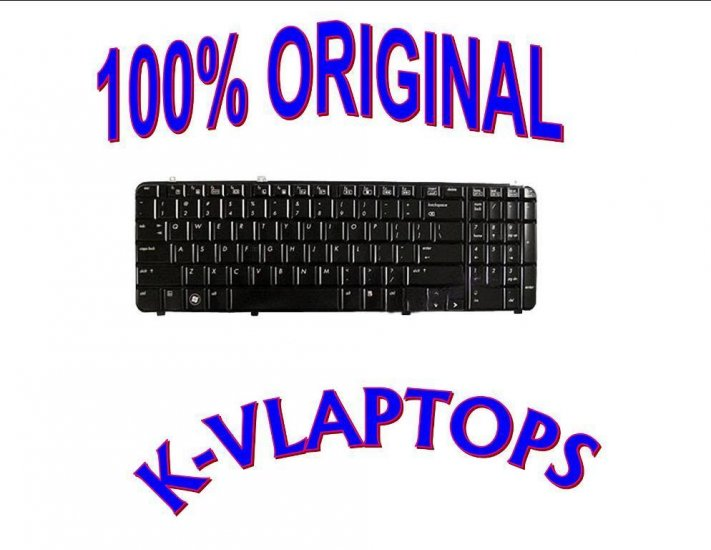 HP Pavilion DV6 Glossy Keyboard 9J.N0Y82.H01 - Click Image to Close
