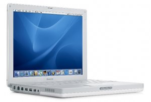 "Apple iBook G4 1.2GHz 12"" Notebook"