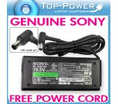 AC Adapter for Sony PCGA-AC19V10, PCGA-AC19V11, PCGA-AC19V25