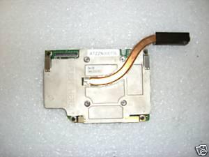 Dell Precision M70 D810 256MB QuadroFX Go 1400 Video Card