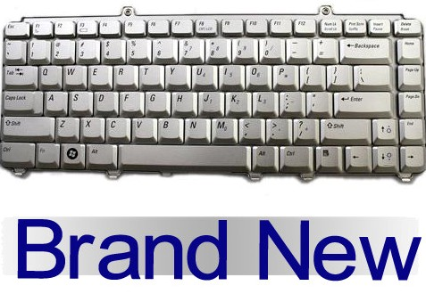 Laptop Keyboard Dell XPS M1330 M1530 - Click Image to Close