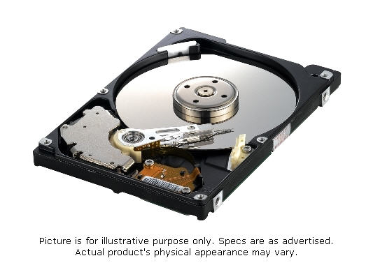 "100GB IDE 7200 rpm 2.5"" 9.5mm Notebook Hard Drive - Click Image to Close"
