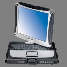 Panasonic ToughBook CF -18 Tablet PC P-M 1.2GHz/512MB/60